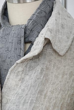 Billowed Twisted Yarn Weave