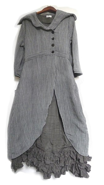 Grey ensemble from Ivey Abitz