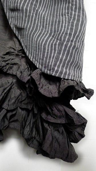 Grey ensemble from Ivey Abitz