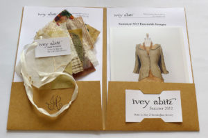 Ivey Abitz Summer fabric swatch portfolio