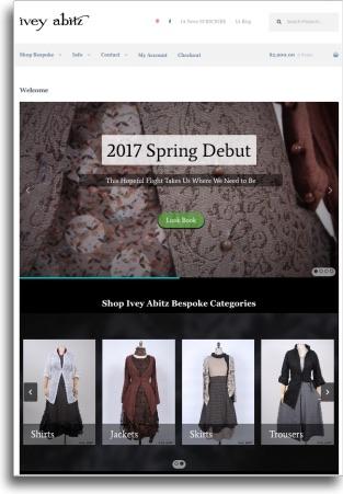 New IveyAbitz.com