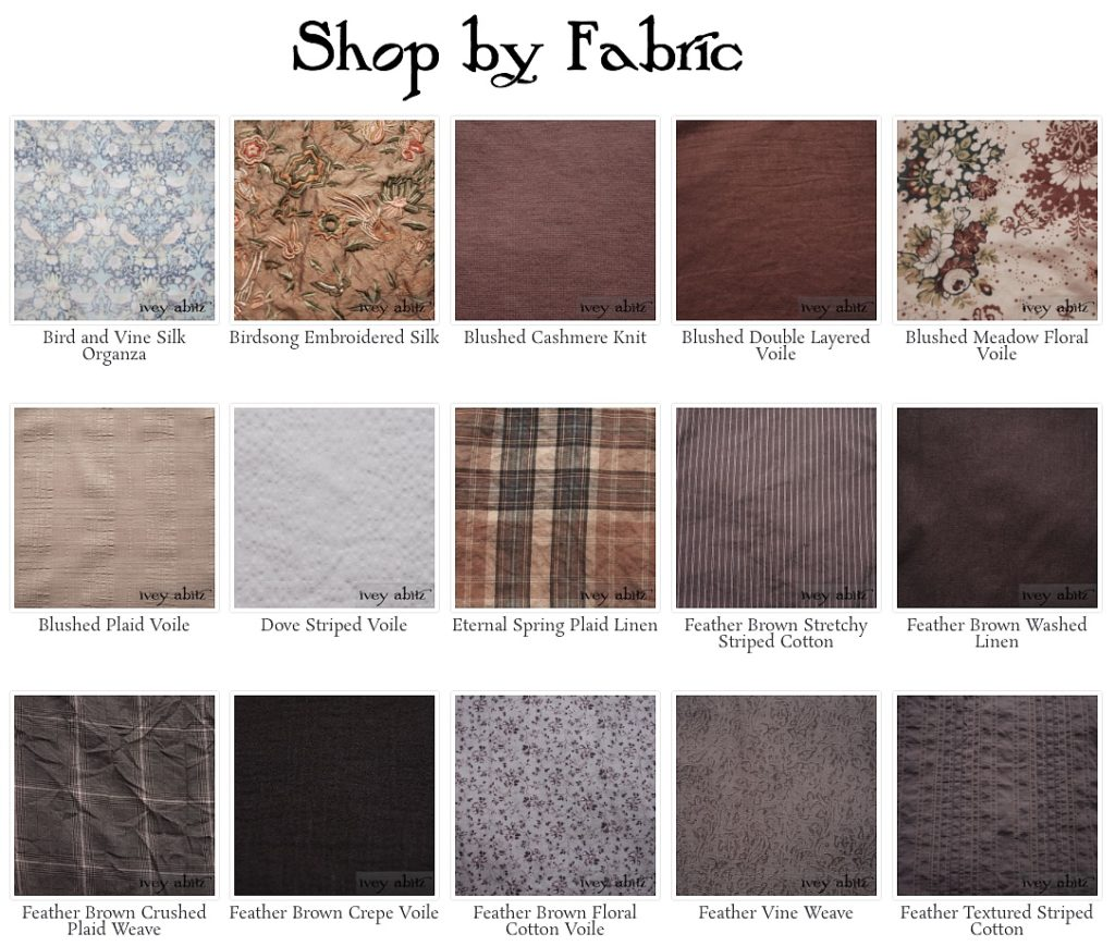 Shop Ivey Abitz by Fabric