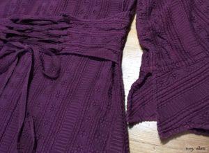"Heraldry Duster Coat - one of Cynthia's ""capsule"" wardrobe pieces."